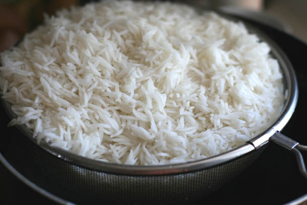 Garnitură de orez