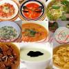 Reţete supe: supa de mariscos, supa de peste cu ardei gras, supa de morcovi cu sunca