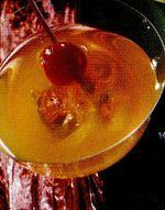 Cocktail Whisky Lemon