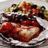 Cuşcuş cu peşte mediteraneean