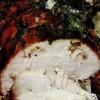 Muşchi de porc cu crustă de ierburi