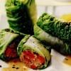 Sarmale de varză chinezească cu carne
