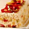 Terină de orez cu ardei gras