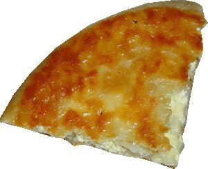 Burek cu brânză dulce