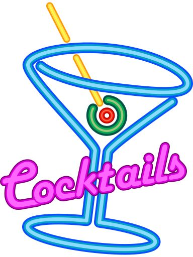 Cocktail Blue Boar