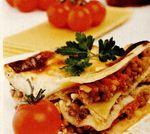 Lasagna cu carne tocata de vita