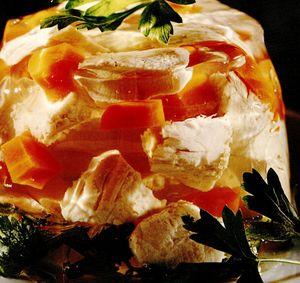 Retete delicioase: Piftie de cocoş