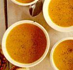 Supă de linte cu melcişori picanţi