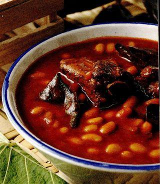 Supe si ciorbe: Ciorba de fasole