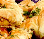 Retete delicioase: Placinta de legume
