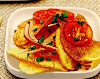 Salată crocantă de cartofi