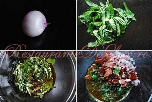 Reteta zilei: Salata de linte cu mozzarella si bacon