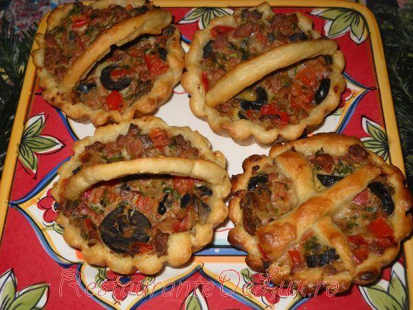 Reteta zilei: Cosulete aperitiv