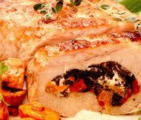 Muchi de porc umplut