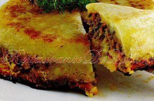 Reteta zilei: Musaca de cartofi cu ciuperci (retete de post)