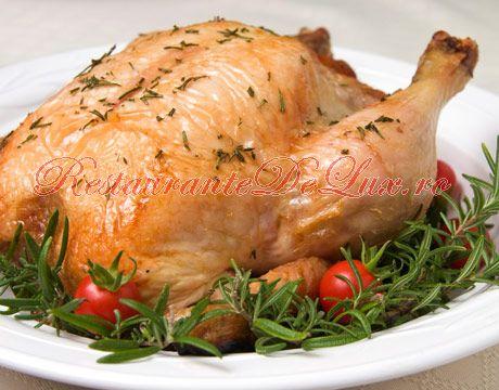 Retete cu carne de pui pentru Revelion