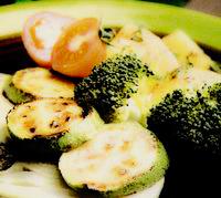 Salată de cartofi cu legume