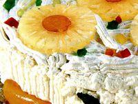Tort cu ananas şi vişine