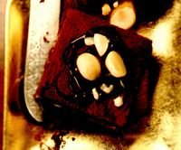 Bomboane de ciocolata cu alune