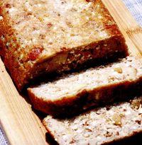 Budinca din paine si branza