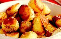 Garnituri: Cartofi la cuptor