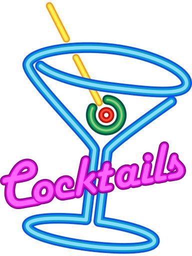 Cocktail Summer Night