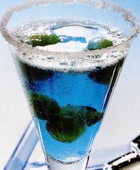 Cocktailuri: Cocktail Blue Moon