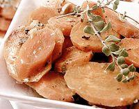 Morcovi aromati la cuptor