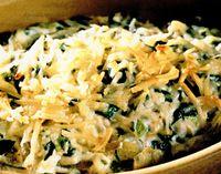 Salata de soia cu spanac