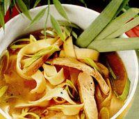 Supă chinezească picantă