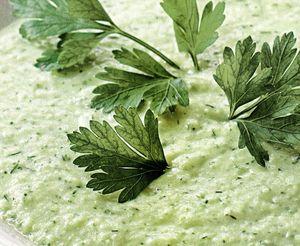 Supa de broccoli cu cartofi