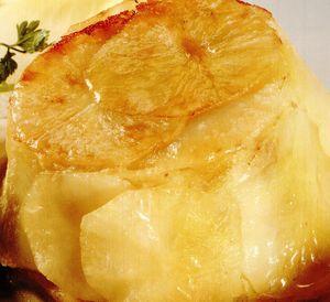Timbale de cartofi cu sos de curry