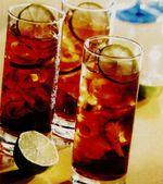 Cocktail Cynar Russia