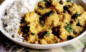 Curry uşor de pui