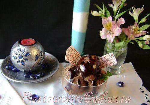Reteta zilei: Inghetata de ciocolata