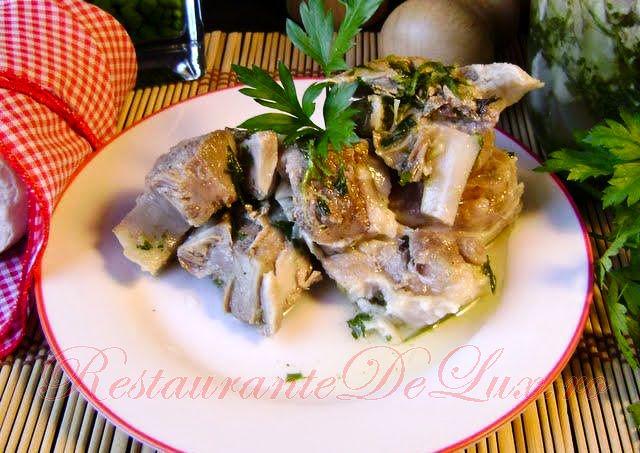 Reteta zilei: Picioare de porc marinate