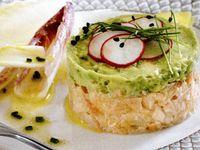 Somon cu sos de verdeaţă