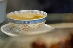 Supa de pasare (pui sau gaina)