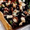 Tarta_cu_brânza_feta_ceapa_rosie_si_masline