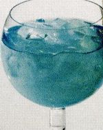 Cocktail Blue Baltic