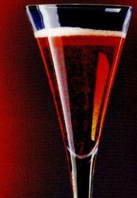Cocktail Campari Prosecco