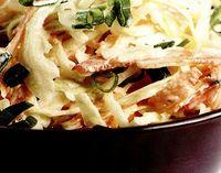 Retete de post: Salata cu varza, telina si morcovi