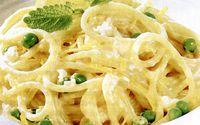 Spaghete cu lămâie