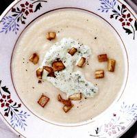 Supa de pastarnac cu patrunjel