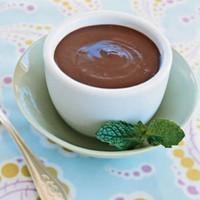Deserturi: Budincă de ciocolată