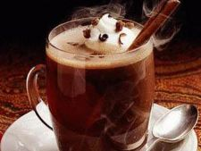 Cafea cu ciocolata si anason