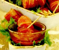 Carnaciori cu sos iute