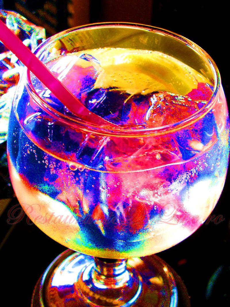 Cocktail cu struguri si vin