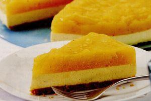 Placinta cu mango