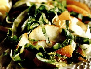 Salată dulce-acrişoară
